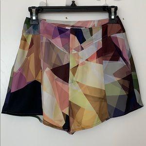 Geometric Patterned shorts